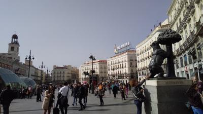 スペイン、パリ旅行記3日目(マドリード)