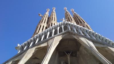 スペイン、パリ旅行記6日目(バルセロナ)
