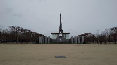 スペイン、パリ旅行記9、10日目(パリ、帰り)