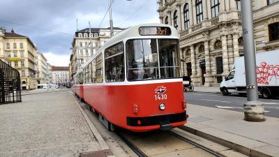 2020 ヨーロッパとかの旅10日目。 日中のみのウイーン(笑)夕方はレイルジェットでプラハへ
