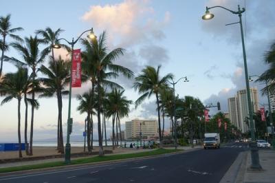 結婚30周年記念旅行のハワイ、何故か娘も同行⑤