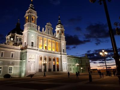 2019年11月 スペイン3都市旅行 マドリード2日目