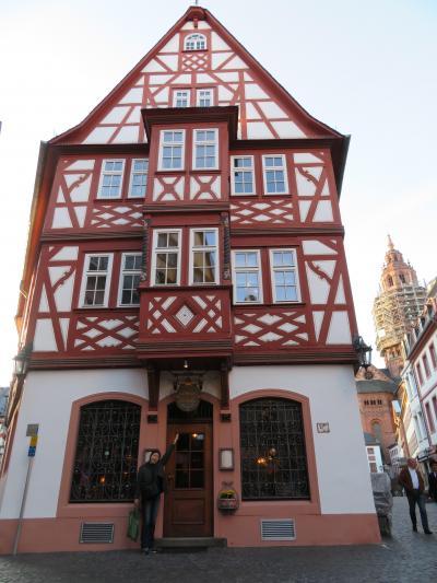 心の安らぎ旅行(2019年春 Mainz マインツPart33 Zum Spiegel ワインハウス♪)