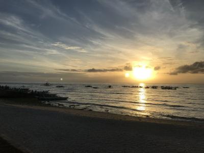 子連れ旅行が一転、一人旅に 2019年3月セブ島の旅