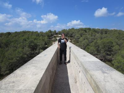 スペイン レンタカーで3000kmの旅 6日目(カルドナ⇒タラゴナ⇒バレンシア)