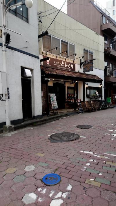 松本駅近くでランチ。松本で老舗の洋食屋さん