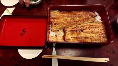 コロナに負けないように鰻を食べてきました。「うなぎの久保田」