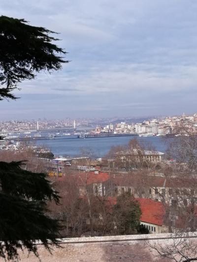 ANA特典航空券で行く、コンスタンティノープルの痕跡を巡るイスタンブール旅行③