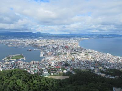 2019 夏の北海道遠征【4日目】ベタに函館観光