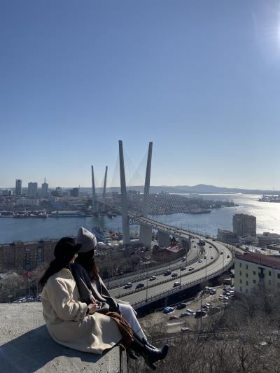 ウラジオストクの旅