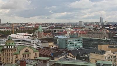 初めてのスイスは夏の旅+フィンランド(ヘルシンキ編) 【2日目】