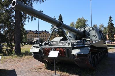 スウェーデン 防衛博物館に行ってみた