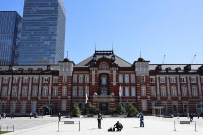 JR東京駅 丸の内界隈ぷらぷら