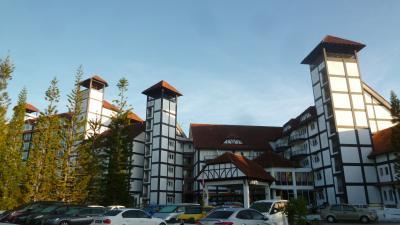 マレーシア6日間の旅②  キャメロンハイランドからプトラジャヤへ