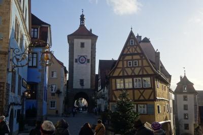 2019.12  ドイツクリスマスマーケット6 ~ ローデンブルク