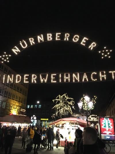 2019.12 ドイツクリスマスマーケット8 ~ニュルンベルク