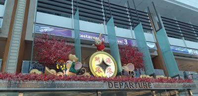 シンガポール6泊7日☆6日目・帰国日☆春節