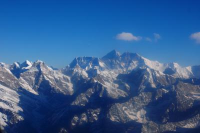 ネパール国からヒマラヤ鑑賞 ①カトマンズ から ポカラへ