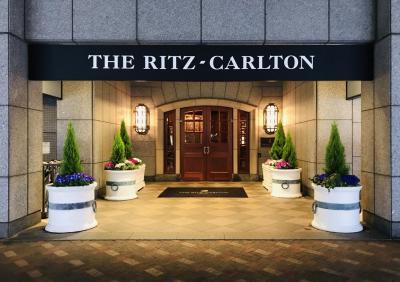 THE RITZ CARLTON大阪でお祝い