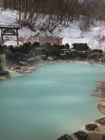 お湯がいい!野地温泉ホテル