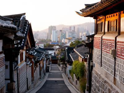 韓国の昔を訪ねた一週間(5)ソウル スマホの時代と知る