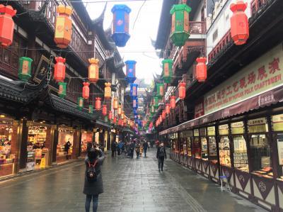 南中欧等5カ国旅行7日目朝(上海観光)