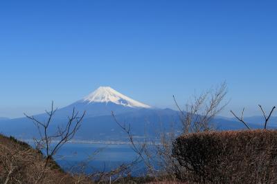 だるま山高原展望台2(静岡県伊豆市)へ・・・