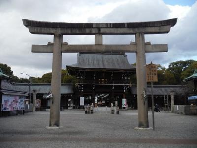 真清田神社訪問
