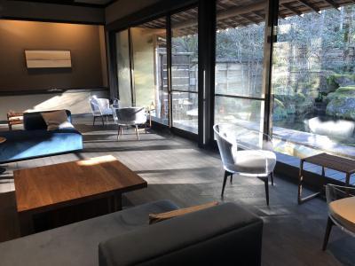 横浜からドライブ旅。「渓谷に佇む隠れ宿 峡泉」で1泊。