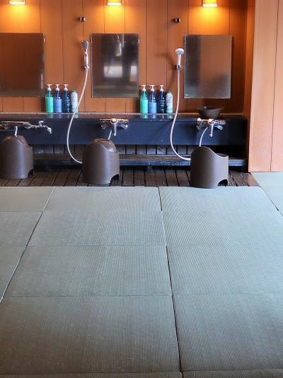 茅野/蓼科-3 親湯温泉 お座敷風呂-特殊素材の畳敷き ☆蔵書3万冊!廊下や床の間にも