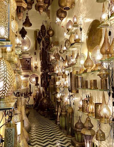 モロッコぐるっと1周の旅。3日目。迷宮都市フェズ