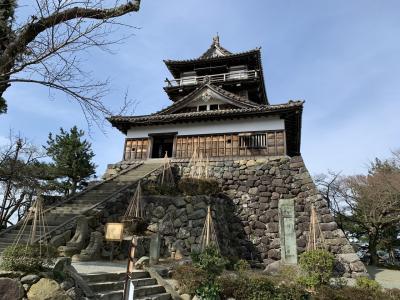 福井のお城めぐり
