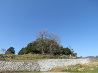 2020.03.12 木 No2 大阪/太子町 天皇陵  古墳
