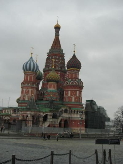 4日目 ハラショーモスクワ