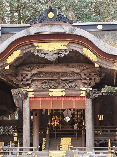 諏訪大社-2 上社本宮 御神体山に向かい参拝 ☆拝殿・勅願殿・宝物殿・勅使殿・大欅など