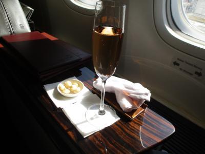 ガルーダインドネシア航空ファーストクラスで行くオールインクルーシブの旅:その2
