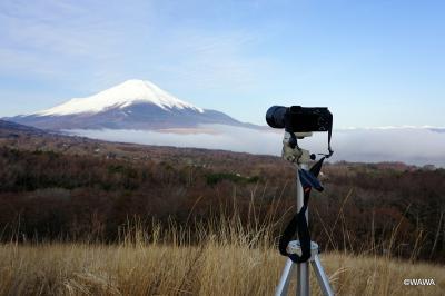 富士山の撮影ポイントを巡るドライブ