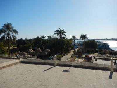いざエジプトへ・・4日目後半「コム・オンボ神殿」そしてクルーズ船最後の夜はベリーダンスショー♪