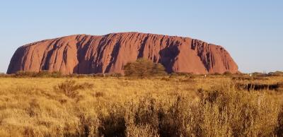 2020年オーストラリア自然探求の旅【エアーズロック編】