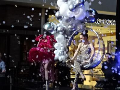 13回目のラスベガスVol.3 初めてファッションショーの中でファッションショーを見た