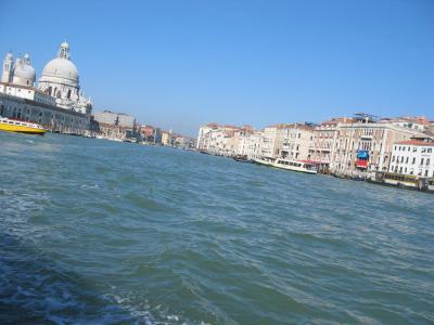 スイスよりだいぶ暑かった!イタリア ①ヴェネチア