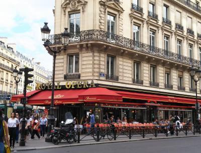 2018夏 フランス・ドイツ周遊 5日目 オペラ界隈散策 ギャラリーラファイエットでパリ最後のショッピング