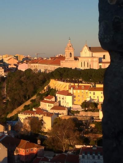2020年~リスボン1月①