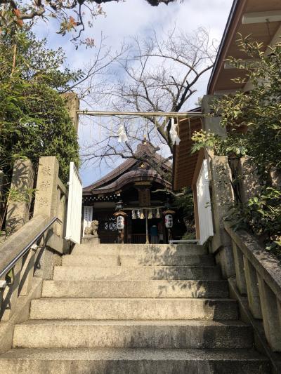 神戸八社巡りとデゴイチ