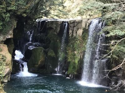 溝ノ口滝を見に行ってみました