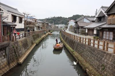 バスでアクセス、香取神宮、佐原を訪ねる。