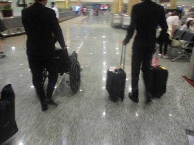 ガルーダインドネシア航空ファーストクラスで行くオールインクルーシブの旅:その3