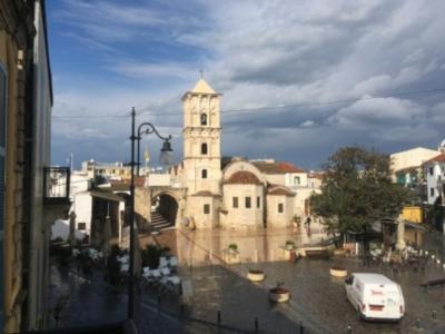 早足ラルナカ キプロスからマルタへ