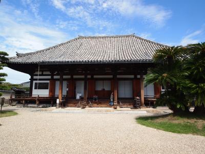 初秋の京都と奈良の旅 四日目【2】海龍王寺、法華寺、西大寺、ふたたび春日大社へ