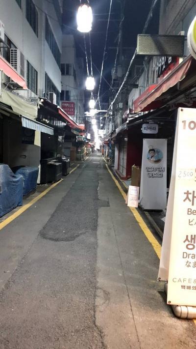 3月15日 おんたいむ釜山